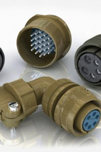 MIL-DTL-5015 (MIL-C-5015) Connectors