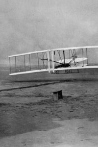 The original Wright Brothers grlider